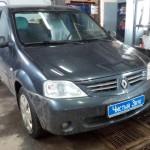 Установка сигнализации StarLine A93 на ам Renault Logan. (1)