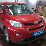 Установка сигнализации StarLine A93 на ам Toyota Urban Cruiser. (1)