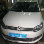 Установка сигнализации StarLine А93 с GSM на ам Volkswagen Polo. (1)