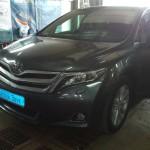 Установка сигнализации  StarLine A93 на ам Toyota Venza. (1)