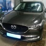Установка сигнализации  StarLine Е 66 на ам Mazda CX-5. (1)