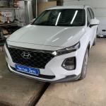 фаркоп Bosal 6761-A на Hyundai Santa Fe (1)
