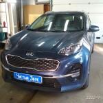 Шумоизоляция двери Kia Sportage (1)