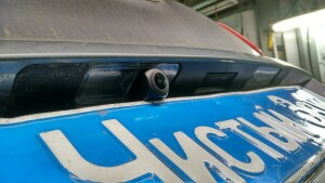 Установка кзв Hyundai Creta 1