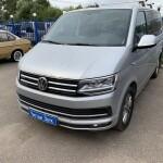 Установка замка КПП на VW Multivan (1)