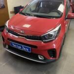 шумоизоляция багажника Kia Picanto 1