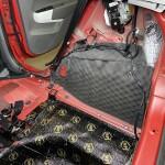 шумоизоляция багажника Kia Picanto 3