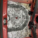 шумоизоляция багажника Kia Picanto 7