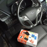сигнализация Hyundai SantaFe (2)