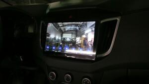 установка головного устройства на Hyundai Creta 2