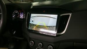 установка головного устройства на Hyundai Creta 3