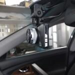 установка видеорегистратора на Toyota camry 6
