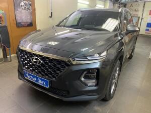 Бронирование на Hyundai SantaFe 1
