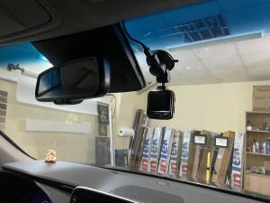 Установка видеорегистратора на Hyundai SantaFe 2