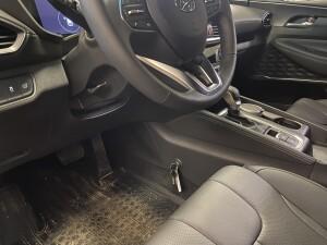 Установка замка на кпп на Hyundai SantaFe 2