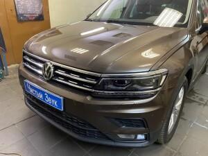 бронирование Volkswagen Tiguan 1