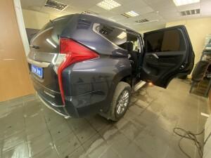 тонирование Mitsubishi Pajero Sport 3
