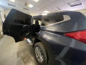 тонирование Mitsubishi Pajero Sport 4