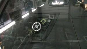 установка акустики Kia Ceed 6