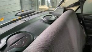 установка акустики на ВАЗ 2107 2