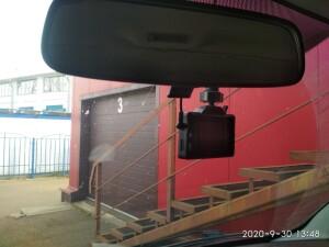 установка комбо устройства Ford Torneo 1