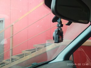 установка комбо устройства Ford Torneo 2