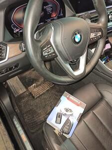 установка сигнализации BMW X6 2