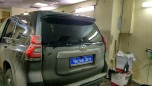 Тонировка Toyota LC 150 Prado 2