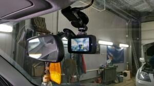 Установка видеорегистратора на Chery Tiggo 2
