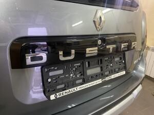 бронирование Renault Duster 12