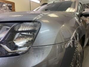 бронирование Renault Duster 5