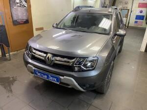 бронирование Renault Duster 6