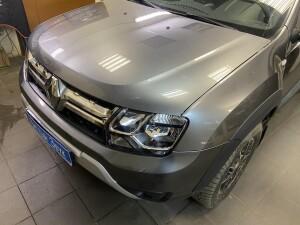 бронирование Renault Duster 7
