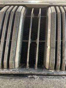 сетка в бампер на Toyota LC 150 Prado 2