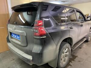 тонирование Toyota LC 150 Prado 1