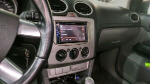 установка музыки на Ford Focus 5