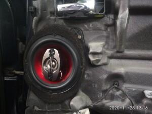 установка музыки на Ford Mondeo 2