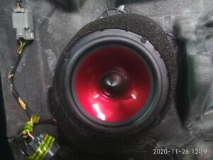 установка музыки на Ford Mondeo 3