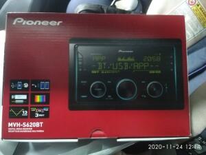установка музыки на Hyundai IX35 2