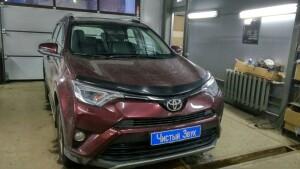 установка замка кпп на Toyota LC 200 1
