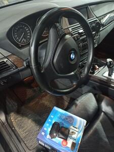 BMW X5 установка сигнализации 2