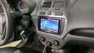 Chevrolet Cobalt установка музыки 2