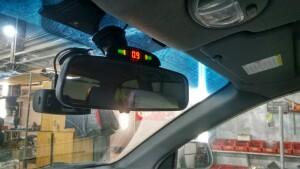 Chevrolet Lacetti установка парктроников 2
