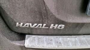 Haval H6 установка сабвуфера 3