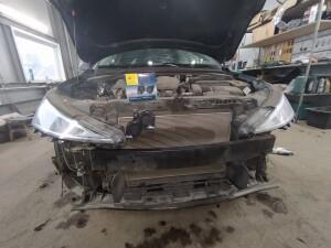 Hyundai Elantra установка звуковых сигналов 3