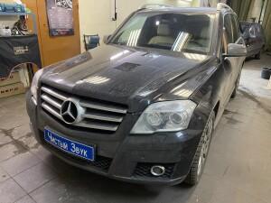 Mercedes GLC тонировка 1