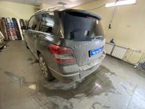 Mercedes GLK тонировка 1