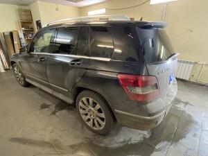 Mercedes GLK тонировка 3