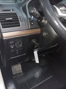 Toyota LC 150 Prado установка бшрв 2