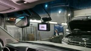 Toyota LC 150 Prado замок на коробку передач 2